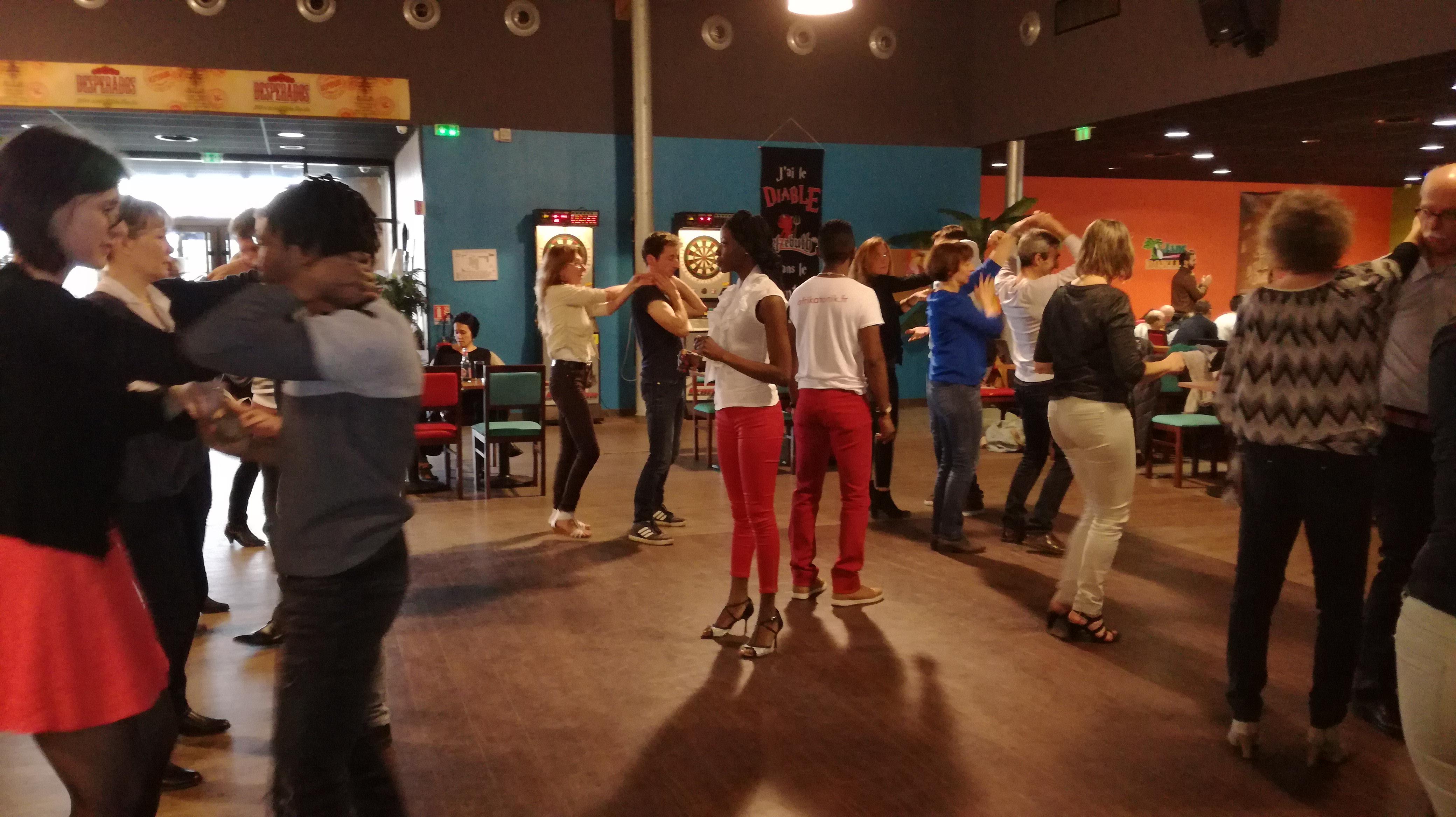 Journée dansante – 29 Janvier 2017